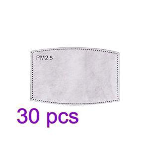 FANMU Cartuccia filtro a cartuccia Filtro antiruggine e antiruggine ad arco Quadrato Filtro a Carbone Attivo Carbone Attivo Pm2.5 Filtro a Maschera Pm2.5 Filtro a Carbone Attivo