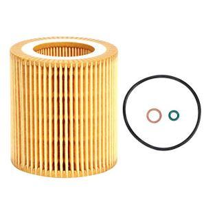 Filtre à huile remplaçant le numéro OEM 11427566327.