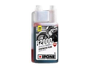 Huile moteur IPONE R2000 RS 2T – Senteur Fraise – 1 Litre