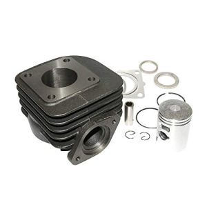 Kit cylindre piston fonte scooter Kymco 50 Dink deux temps refroidissement air