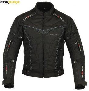MCW Gear Smart Hawk Pantalon Imperméable Moto Armour Textile, Veste Cordura CE Protecteur – M – 96cm