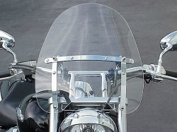 Pare brise moto Daelim Daystar 125/250