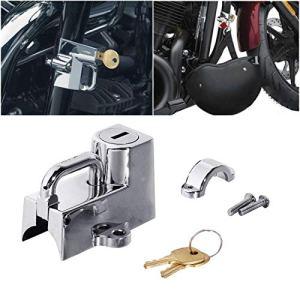 Pour verrou de casque de moto Kuryakyn Cruiser Pour tous 1-1/4 pouces à 1-1/2 pouces Cyclist store