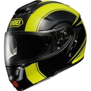 Shoei Neotec Borealis Helmet – Medium/Yellow by Shoei