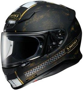 Shoei Rf-1200 Terminus Tc-9 SIZE:XXL Full Face Motorcycle Helmet by Shoei