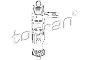 Topran 201534Câble de tachymètre