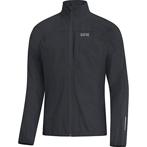 GORE Wear R3 Homme Veste GORE-TEX, L, Noir