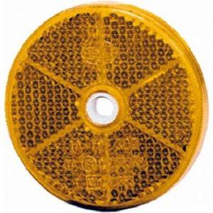 HELLA 8RA 002 014–252 catadioptres, jaune