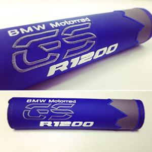 Pare Chocs Guidon Moto Pad traversin r1200 GS Cross Bumper 28