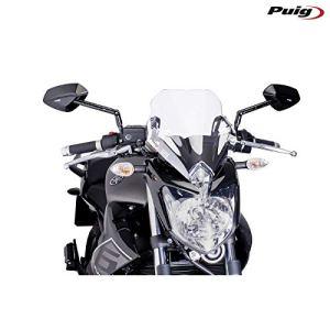 Puig Saut-Vent Naked New Generation Sport 5026W pour Yamaha ZJ6 09′-16′