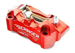 Serre-joint frein 4 pistons Radial Aerotec® Cobapress® gauche (108mm entre les v