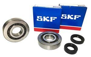 SKF C4 Kit de paliers à manivelle avec anneaux en métal haute qualité pour Peugeot Speedfight 1 2 euros