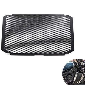 Tuneway Protecteur de Radiateur de Moto Gril Grill Cover Cover pour XSR900 XSR 900 2016-2018 MT-09 2017-2019 Accessoires de Moto