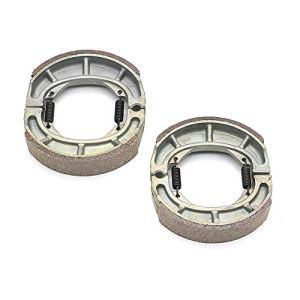 Chaussures de frein avant/Fit for Suzuki LTF160 LTF160 QuadRunner 1997 1998 1999 2000 2001 2002 2003 LT160E LT160 VTT Freins Chaussures Pads (Color : 2pcs)