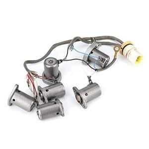 Électrovanne de boîte de vitesses, électrovanne de transmission en alliage d'aluminium 46313-22700 adapte pour Accent/Tiburon/ELANTRA