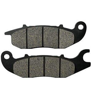 LSZXYL Plaquettes de Frein Avant de Moto/Fit pour Honda Anf125 3 T5 6 T6 A Cbr125 M9 Ma MB Cbf125 R4 R5 Rw5 Rw6 RD RF RWB Msx125 DE Cbr150R