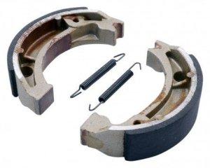 Mâchoires de frein TRW MCS804 110x25mm TYP 804 HONDA XR 250 R ME06 84-87 (derrière)