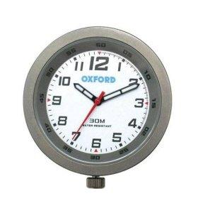 OXFORD Guidon Horloge analogique–Titane–Moto