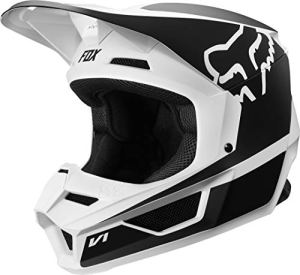 Fox Helmet V-1 Przm Black/White Xl