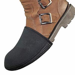 KKmoon Protège-chaussures pour moto L