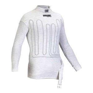 OMP OMPIAA/752028SMA Coolshirt Fia Top Blanco Petit (Xs/S)