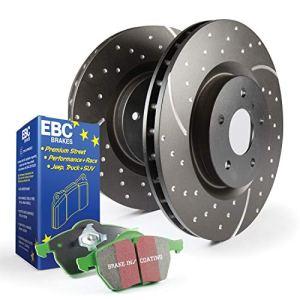 EBC Brakes S3KR1007 Disc Brake Pad and Rotor Kit