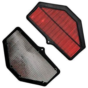 Filtre Moto air, Haute qualité Filtre à air élément de Filtre, for Suzuki GSXR600 GSXR600 GSXR750 GSXR750 K4 K5 GSXR 750 600 2004-2005 Cleaner Intake Motor Bike