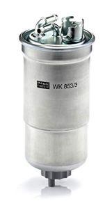 MANN-FILTER WK 853/3 X Filtre à carburant, Lot de filtres à carburant avec joint, lot de joints, pour véhicules particuliers
