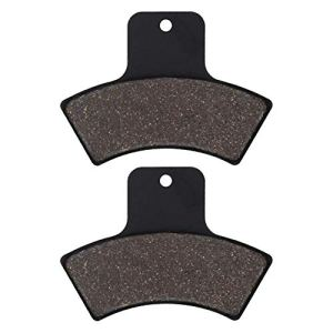 Plaquettes de frein arrière pour Trail Blazer 250 400(1999-2004)/Trail Boss 325 330(2000-2004)/Xplorer 250 400 4×4(1999-2005) Road Passion