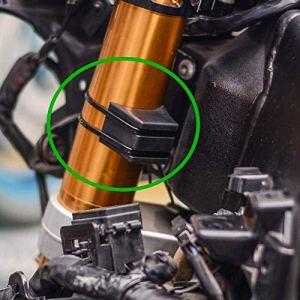 QYA de Haute qualité Pratique Moto Accessoires for Moto Direction Blocs for déposer la Protection Limiteurs BMW for Yamaha for KTM Tous Les modèles de Moto Matériel Robuste
