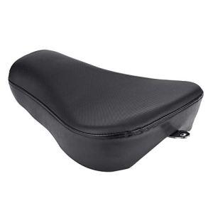 Siège de moto avant en cuir imperméable coussin de siège Solo coussin de siège de moto Compatible avec Sportster quarante XL1200 883