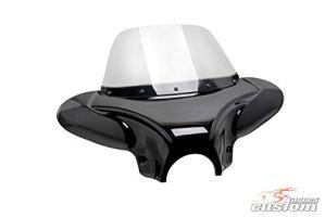 Customaccess AZ3156N Para-Brise Batwing Customacces Transparent pour Yamaha XV950 Racer 14′-20′