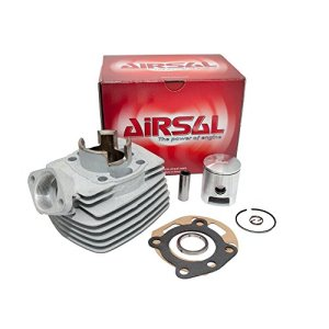 Kit cylindre Airsal T6 Racing 50cc Peugeot 103 T3 104 T3