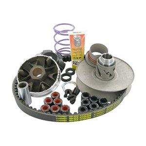 Kit d'entraînement Malossi MHR Overrange 2010 pour Aprilia Mojito, Boulevard, S, Zip 2, Base, SSL, Vespa, ET2, LX, LXV 50