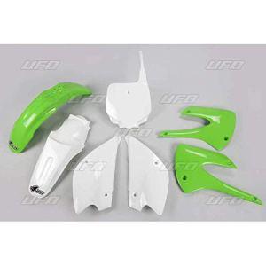 Kit plastique complet UFO KAWASAKI 85 KX 2013 / OEM origine restyle