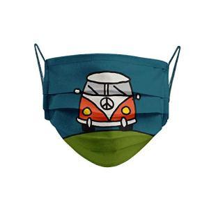 Masque Van Volkswagen Hippie Surf