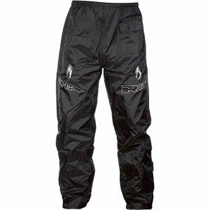 Richa Pluie Warrior Pantalon Textile – Noir, 81cm (L)