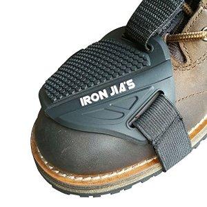 Accessoires pour bottes de moto Chaussures de protection Shifter Chaussures Boot Cover Résistant à l'usure Caoutchouc