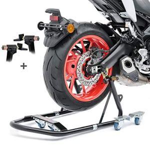 Béquille arrière range moto Yamaha MT-07 ConStands Mover I noir