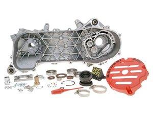 Boîtier de moteur MALOSSI RC-One 94ccm pour Piaggio 50LC Long