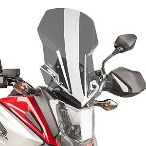 Bulle HP Puig Honda NC 750 X 16-18 fumé clair