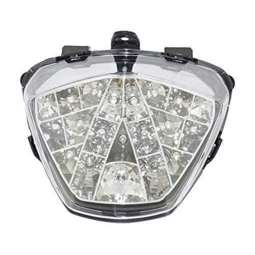 Housse de moto et moulures Waase Fit Pour Honda CBR125R CBR150R CBR250R 2011 2012 2013 2014 2015 2016 E-Mark feux stop clignotants LED intégrés Accessoires de moto