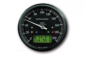Instruments chronoclassic speedo 0–200 km/h, cadran certification aBE