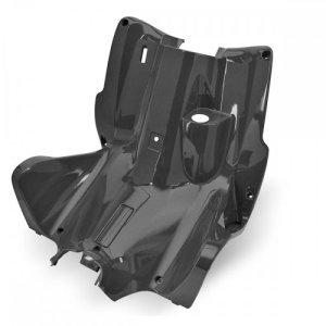 Jambe Panneau/Revêtement Intérieur–TNT pour Yamaha Aerox/MBK Nitro–Non Laqué Noir