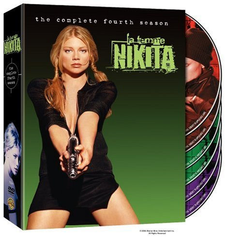 La Femme Nikita: Complete Fourth Season [Import USA Zone 1]