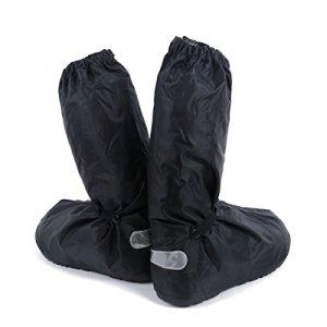 Madbike chaussures de chaussures de pluie moto couvrent les motos imperméables pour les hommes (X-large)
