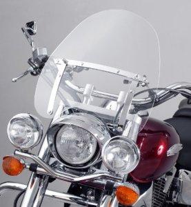 Pare brise Puig Daytona IV pour Harley Davidson Street-Rod (VRSCR) 05-08