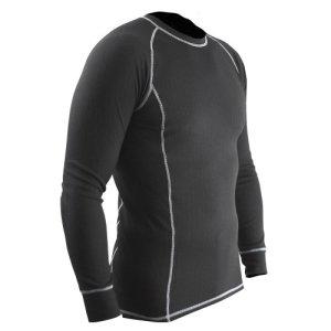 Roleff Racewear Sous-Vêtements Fonctionnels T-shirt, Noir, XXL