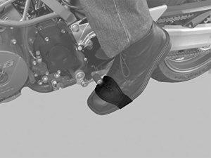 Unik Protection de pied pour pédale de changement de vitesse