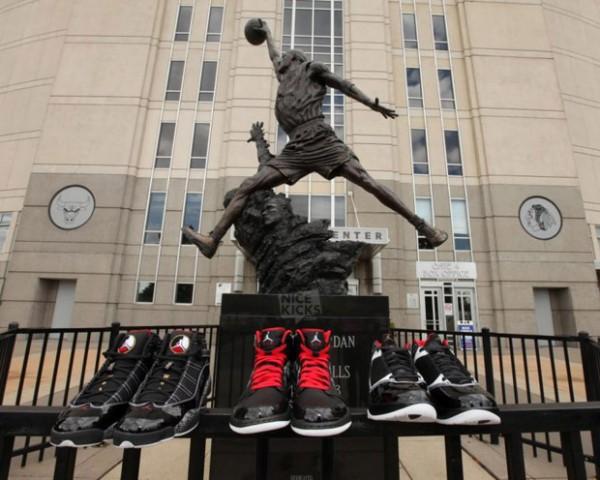 Air Jordan Defining Moments Collection